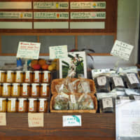 Jam and juice: At Miyara Farm you can buy freshly squeezed fruit juices as well as a variety of conserves. | MIO YAMADA