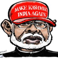 India's bad bet in Kashmir