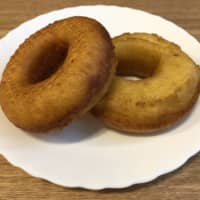 Guilt-free snacking: Ikkyu Donatsu makes its doughnuts with soy for a slightly healthier treat. | PATRICK ST. MICHEL