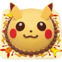 This summer, Pokemon get even cooler with themed ice creams and cakes