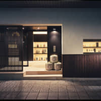 Clean lines: Fukumitsuya's stores are designed to appeal to a range of consumers. | COURTESY OF FUKUMITSUYA SAKE BREWERY