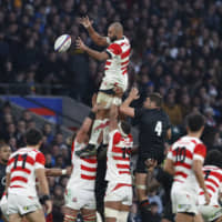 Home advantage: World Cup puts Japanese rugby back in the spotlight