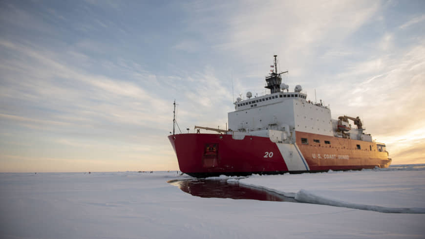 America is losing the battle of the Arctic