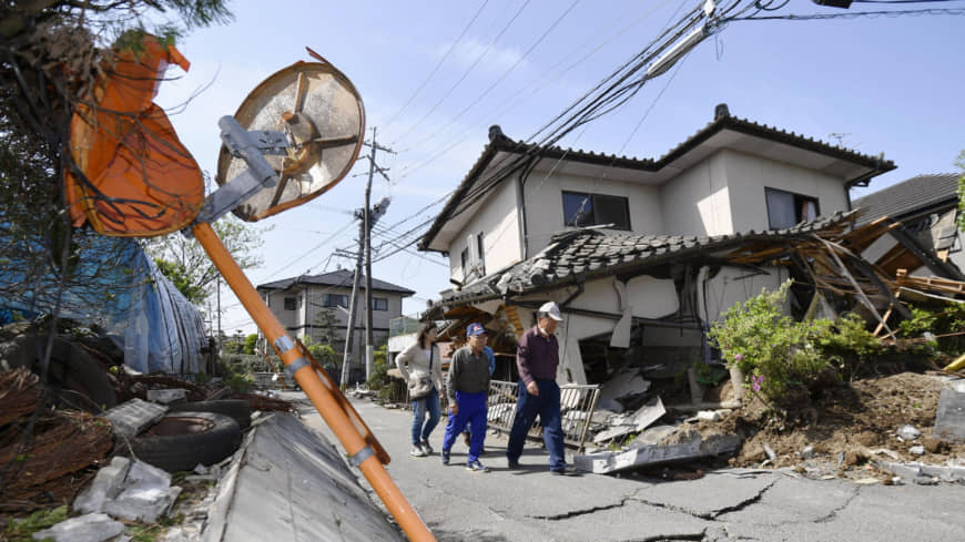 Japan earthquake tips: What do do before, during and after