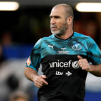 Eric Cantona selected to receive 2019 UEFA President's Award
