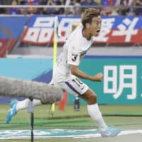 FC Tokyo falls to Sanfrecce in last home match before long stretch of away fixtures
