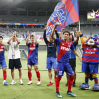 FC Tokyo preparing to embark on grueling stretch of matches away from home stadium