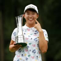 Hinako Shibuno thrilled by response to Women's British Open triumph in Japan