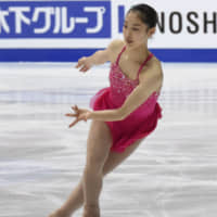 Top junior Tomoe Kawabata poised for a breakout season