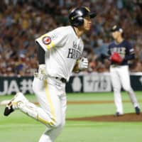 Solid pitching from Tsuyoshi Wada, big hits from veterans carry Hawks past Buffaloes