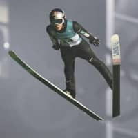 Ryoyu Kobayashi soars to victory for second straight Ski Jumping Grand Prix title