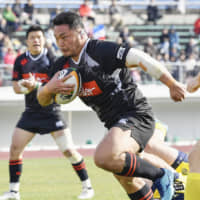 Young prop Yusuke Kizu gunning for RWC spot with Brave Blossoms