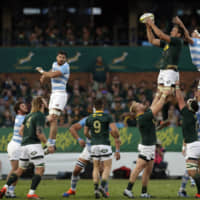 Rugby World Cup teams set to receive special welcome
