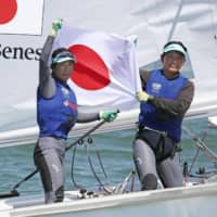 Ai Yoshida and Miho Yoshioka become first Japanese sailors to qualify for 2020 Tokyo Olympics