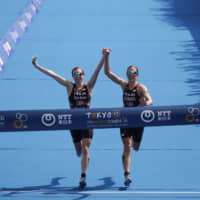 Double disqualification after heat shortens 2020 test event