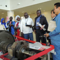 Yokohama: Sharing passion for the future with Africa