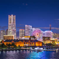 Minatomirai offers an abundancy of entertaining facilities for tourists including shopping malls and observatories. | GETTY IMAGES