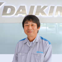 Junichi Omori, President of Daikin Industries Thailand Ltd. | © SMS