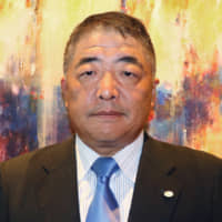 Makoto Shiraishi, Managing Director of Hitachi Construction Machinery (Thailand) Co., Ltd. | © SMS