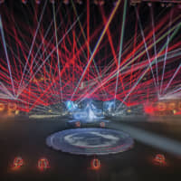 With 15 years of experience, Kvant customizes laser displays for any type of venue or event and has won several awards in the process. | KVANT