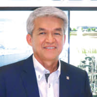 Watchara Pattananijnirundorn, President and Chief Executive Officer of UBE Chemicals (Asia) PCL