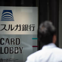 Japan's regional banks load up on risk as they fight to survive