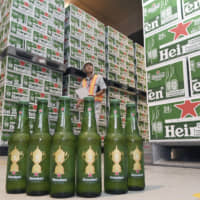 Japan works to keep up with beer demand as Rugby World Cup kicks off