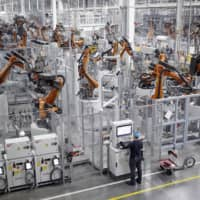Annual investments in robots rose to world record $16.5 billion in 2018