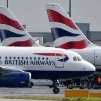 Most British Airways flights grounded after pilots begin first-ever strike