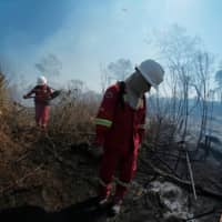As forests burn, Bolivian leader Evo Morales' bet on Big Farming comes under fire