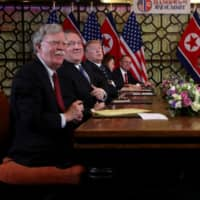Trump clips hawkish adviser Bolton's wings in firing expected to reverberate in Tokyo and Pyongyang
