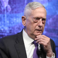 U.S. should side with Hong Kong protesters, says ex-Pentagon chief Jim Mattis