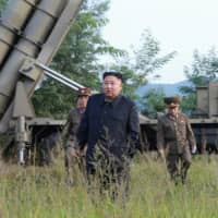 With latest weapons tests, North Korea's Kim lives up to 'rocket man' nickname