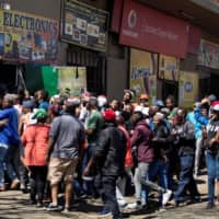 Xenophobic attacks shame South Africa as regional leaders meet