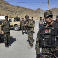 Taliban car bomb blast kills four Afghan special forces members in Kabul