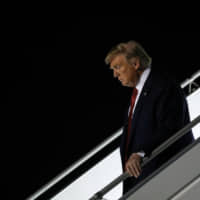 Trump says he discussed Biden in call with Ukrainian president