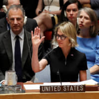 U.S. may call out China on rights at U.N. gathering of leaders