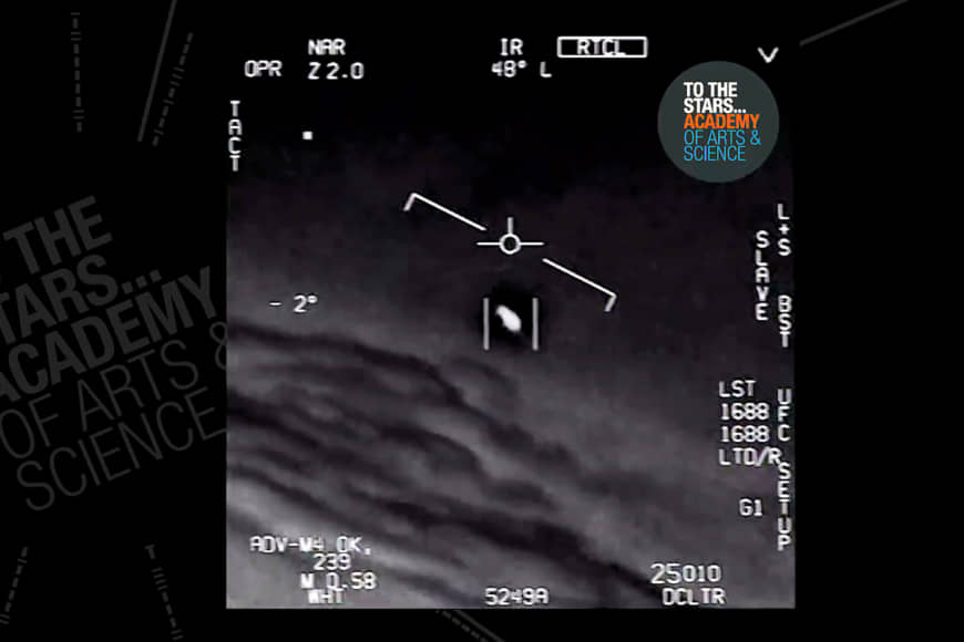 'What is that, man?' U.S. Navy confirms videos of flying objects