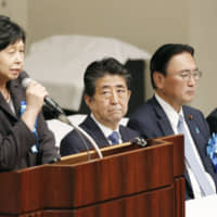 Abe used Cabinet reshuffle to renew focus on North Korea abductions, but resolution remains out of reach