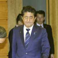 Abe to appoint more liberal LDP members to key posts in bid to spur talks on constitutional reform