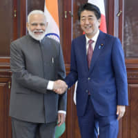 Abe to visit India in December following 'two-plus-two' security talks