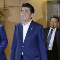 Fixing wartime labor issue is priority for Japan and South Korea, says Abe