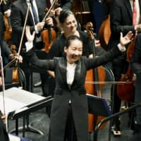 Japan's Nodoka Okisawa wins prestigious competition for young conductors in France