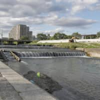 Three children and elderly man drown in Japanese rivers