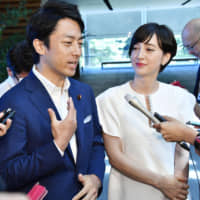 From paternity leave to the environment, Koizumi's words and actions now under more intense spotlight