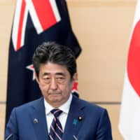 Abe will not hold meeting with Moon during visit to New York