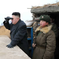 Study says North Korean base hosts nuclear-capable missiles that put Japan in crosshairs