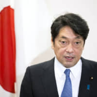 South Korea and Japan need to ease up on their spat, ex-defense chief Itsunori Onodera says