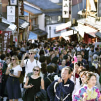 Kyoto again secures No. 1 spot for best city outside of Tokyo