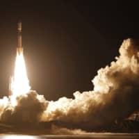 Japan launches rocket carrying vessel for International Space Station